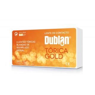Dublan Tórica Gold - 6 meses